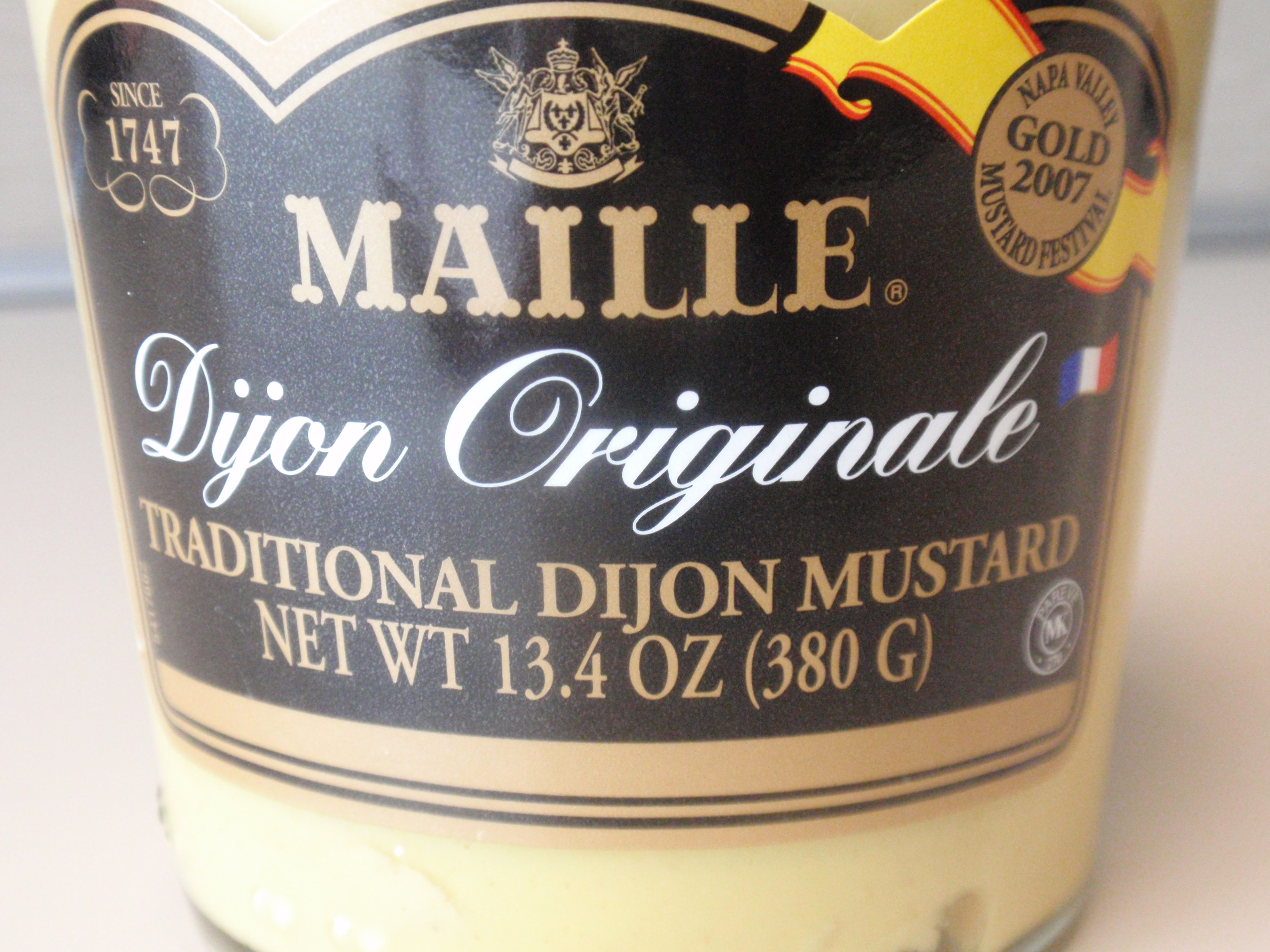 Hands down the best Dijon Mustard!  Originally $10, I got mine for $2.50!