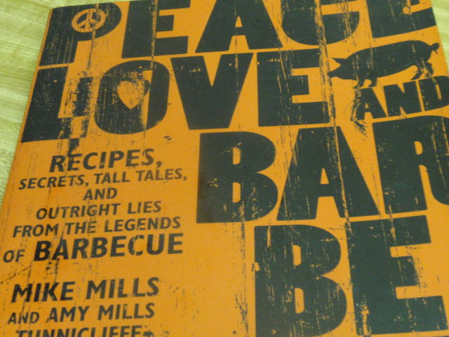 Not only does it have great recipes, but this book is a fabulous read - it goes into the history of the legends of barbecue