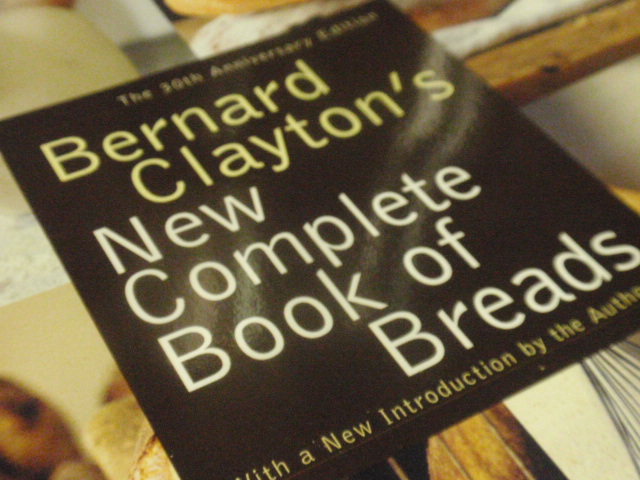 a bread cookbook!