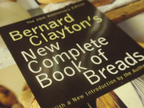 a bread cookbook!