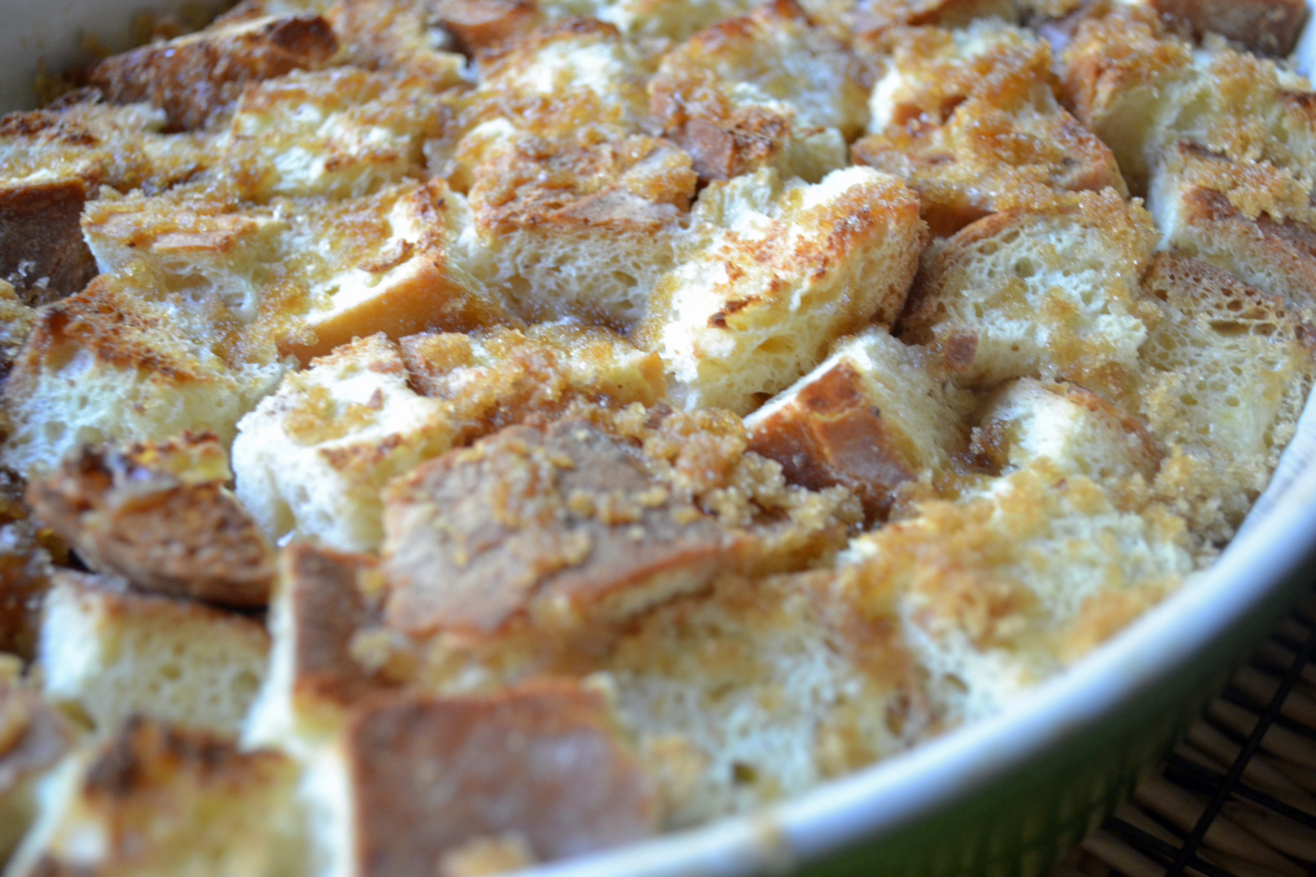 Breakfast Bread Pudding and Sinfully Delicious Cheesecake | My Bizzy ...