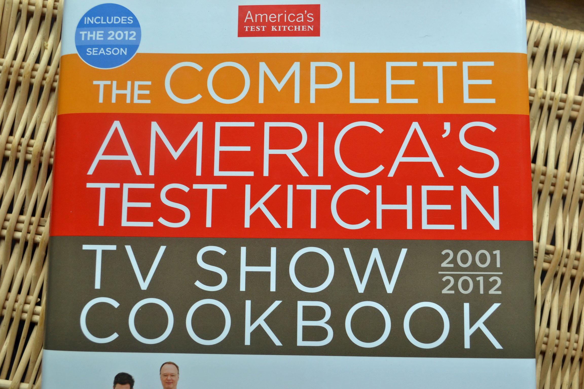 America S Test Kitchen Pretzel