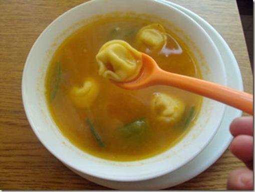 jenn - tortellini soup