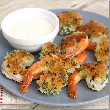 crunchy shrimp