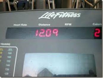 12.9 miles