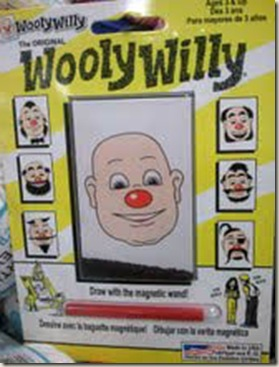 wolly willy