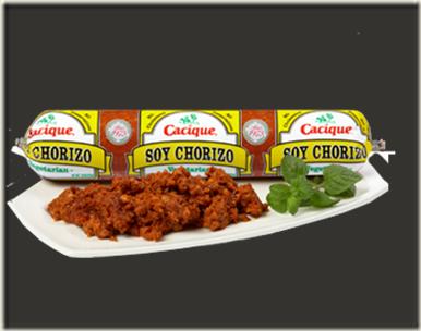 Soy-Chorizo