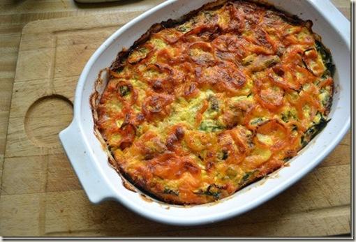 1 - paleo breakfast casserole