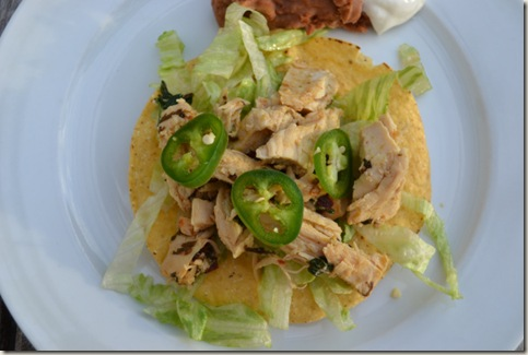 9 - best chicken tacos