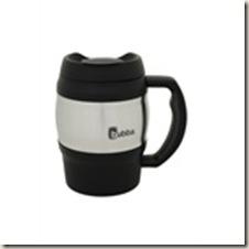 20 ounce flat mug