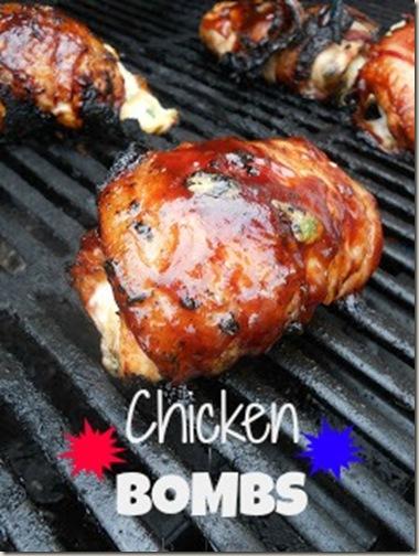 chicken bombs
