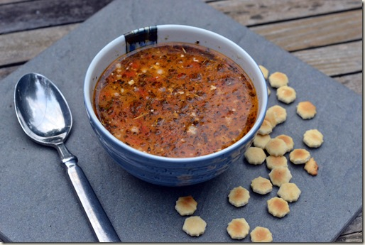 sausage soup 004